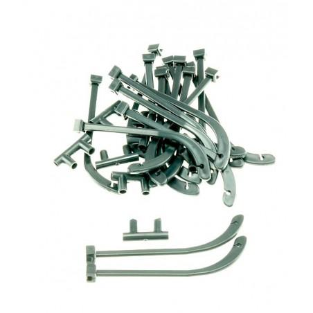 10 Connecteurs pour Lunettes Lumineuses Fluo Aviator Superbrite®