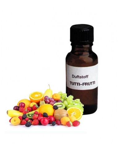 Senteur 20 mL Tutti-Frutti Liquide Fumée