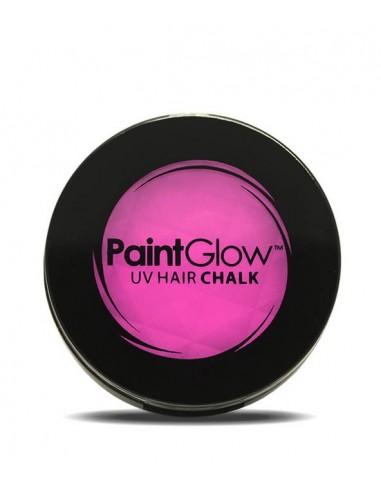 Craie pour cheveux Fluorescente (UV)