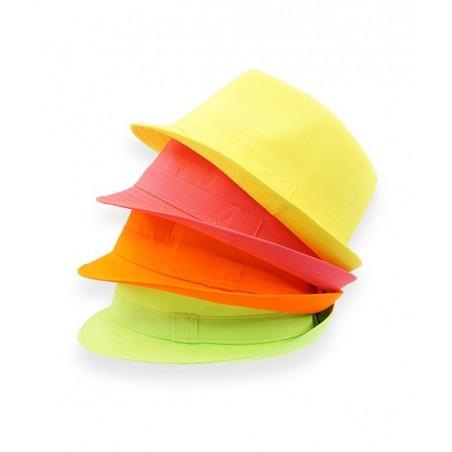 Chapeau Fluo en Tissu - Justin™