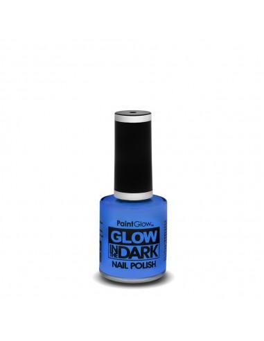 Vernis à ongles Phosphorescent - Brille dans le noir après avoir été chargé à la lumière artificielle