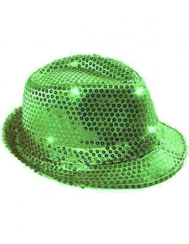 Chapeau Lumineux LED