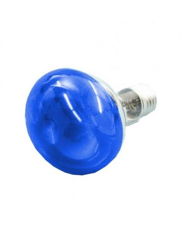 Ampoule bleue E27 60W R80