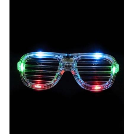 Lunettes Lumineuses HipHop™ - Multi RGB