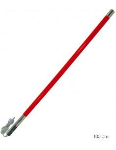 Tube néon 105cm Rouge 20W - Tube fluorescent rouge avec cable et interrupteur - Décoration fluo