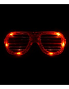 Lunettes Lumineuses HipHop...