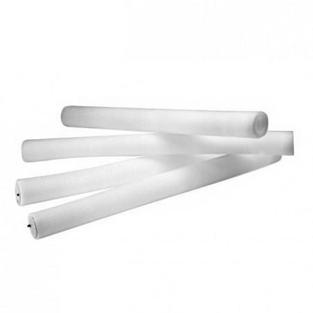 bâton lumineux blanc en mousse pour soirée ou concert - baton de supporter, concert, festival