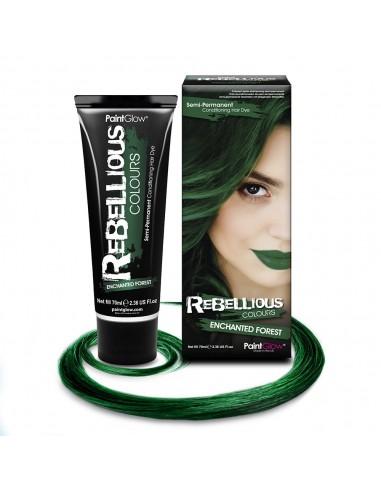 Teinture cheveux semi-permanente -...