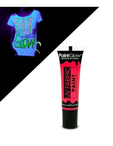 Tube de peinture fluorescente pour...