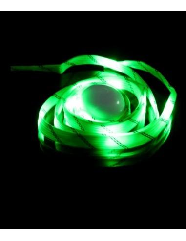 Lacets Plats Lumineux LED (la paire)