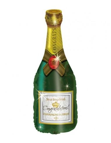 Ballon Bouteille Champagne 94cm