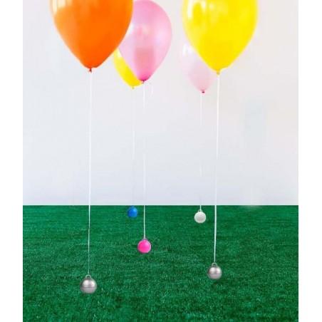 Poids Ballon Helium Bubble - 35g - Idée décoration avec ballons