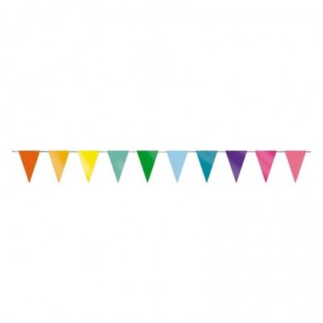 Guirlande Fanions multicolore  2 mètres