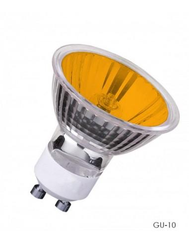 Ampoule GU10 Orange 35W