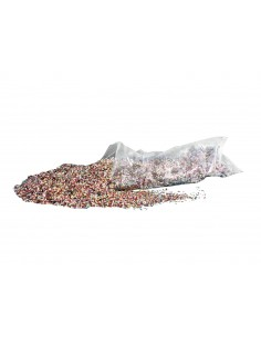 Confetti ASSORTIS 7mm - 10kg