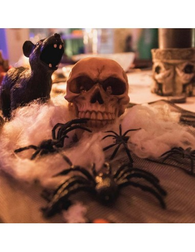 Artificial spider web - Halloween decoration