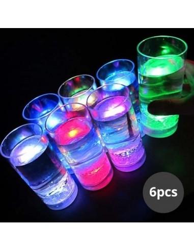 Verre Lumineux LED - Club Soda™ (LOT...