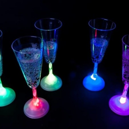 Flûte Champagne Lumineuse Elysee™