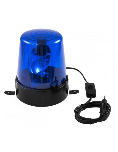 Gyrophare Bleu DE-1 15W