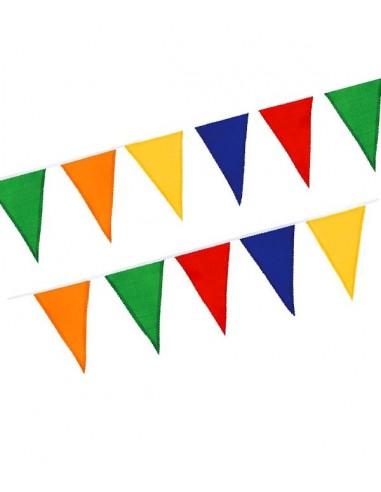 Guirlande Fanion Multicolore en...
