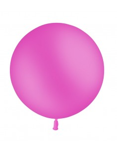 Ballon Rond Latex 60cm ROSE...