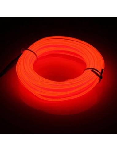 Fil electroluminescent - EL WIRE - 5...