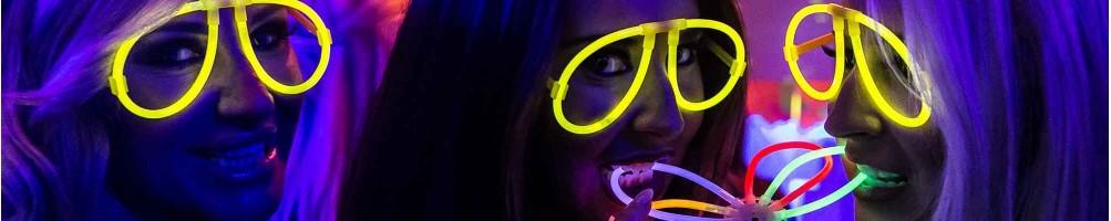 Lunettes Fluo à craquer pour briller en soirée