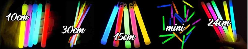 Baton Fluo, Glow Stick Lumineux | Festival, concert, soirée et survie