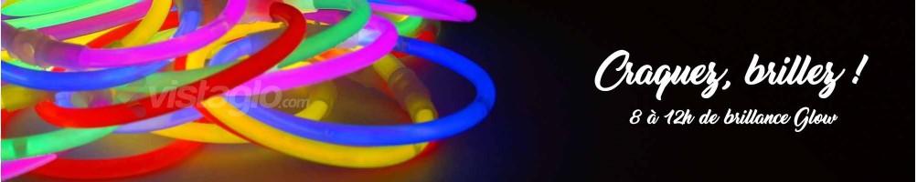 Accessoires Fluo pour soirée, évènements et festival